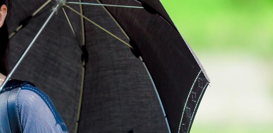 オススメの男性用日傘1