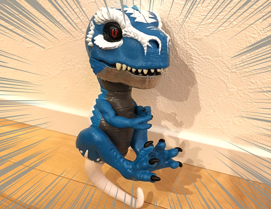 恐竜のおもちゃジュラミン