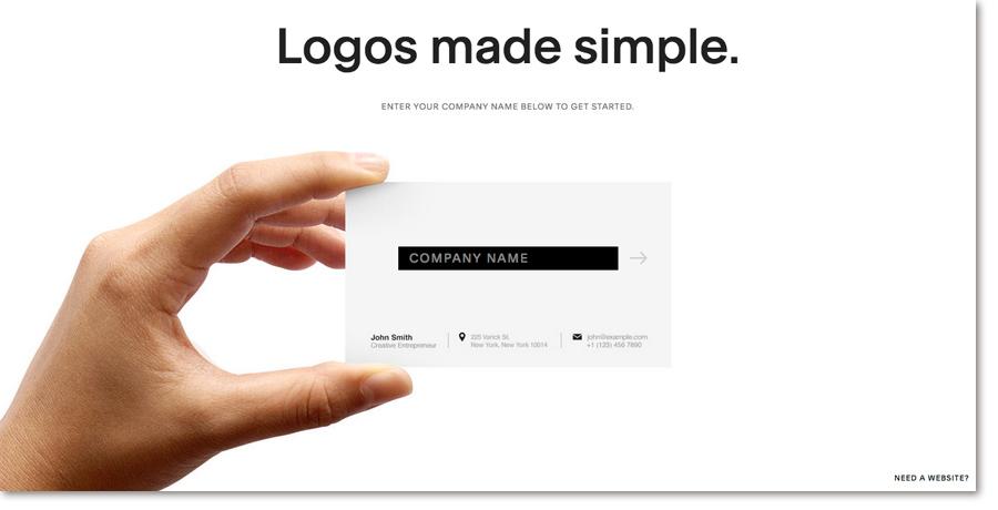 無料デザインツールlogo