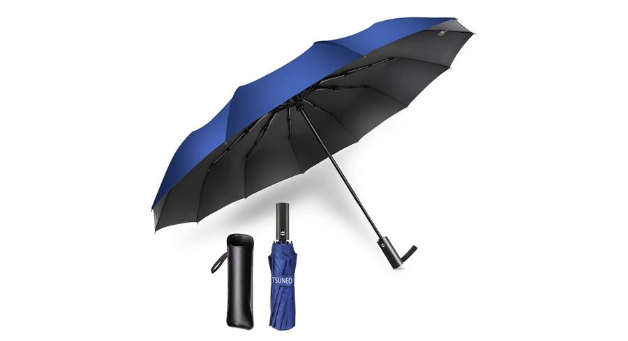 男性用おすすめ日傘TSUNEO