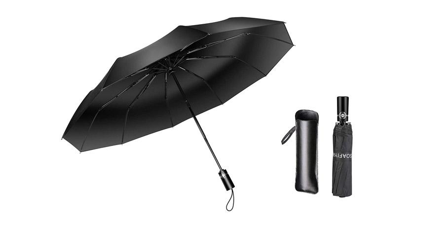 男性用日傘soafiyaおすすめ人気