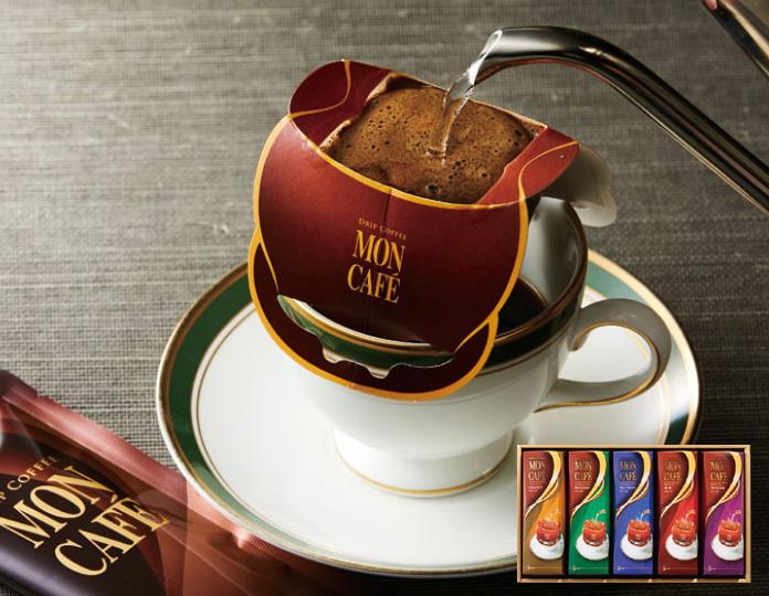 モンカフェ ドリップコーヒーバラエティセット