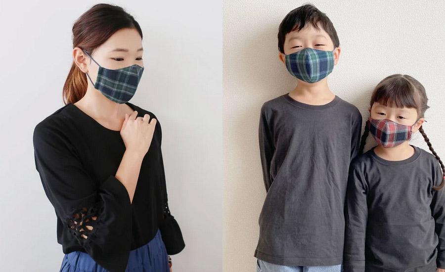 2020おすすめ冬マスクおしゃれな布マスク【MASK CLUB】