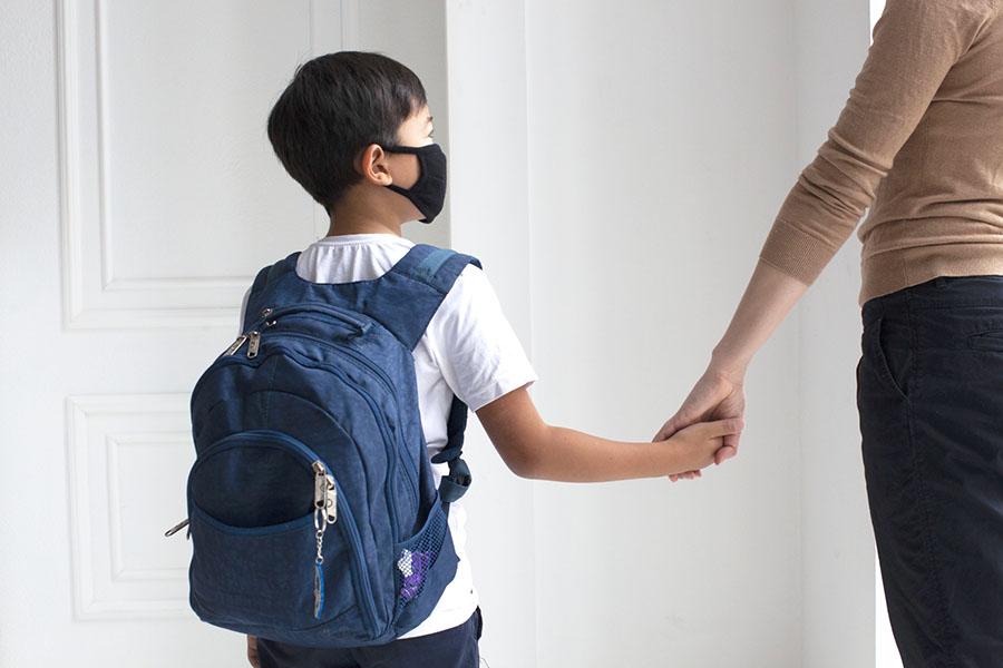 小学生の安全を守る