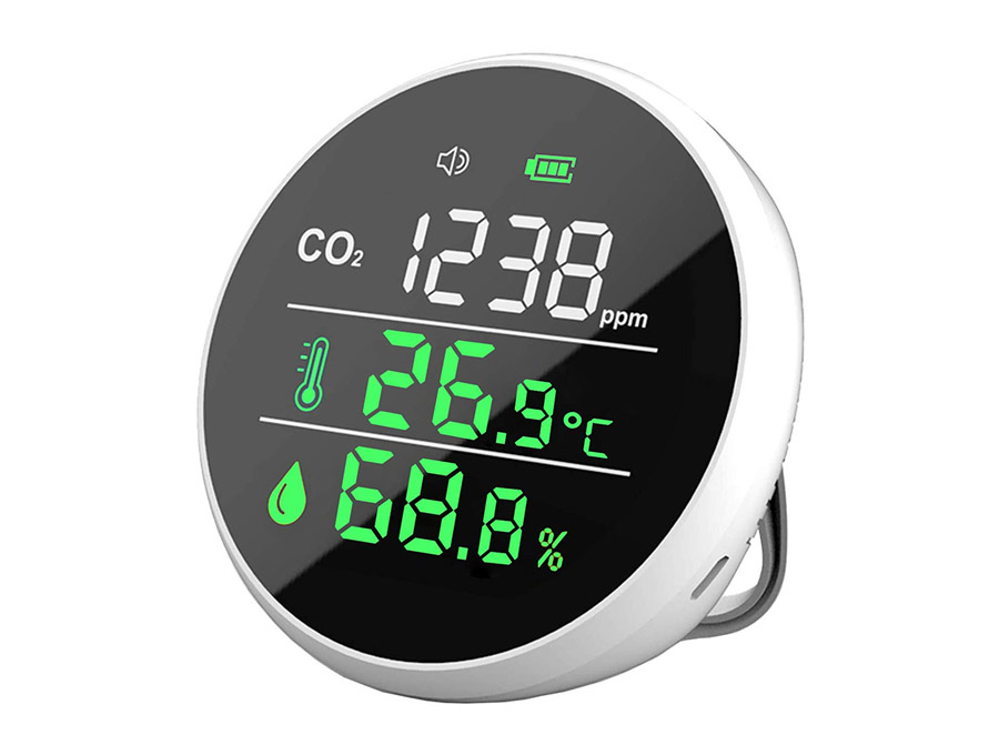 RAIKEDR 二酸化炭素検出器 CO2センサー