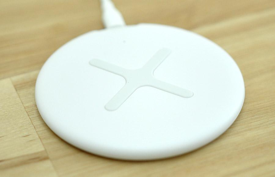 【無印良品】ワイヤレス充電器の良い点