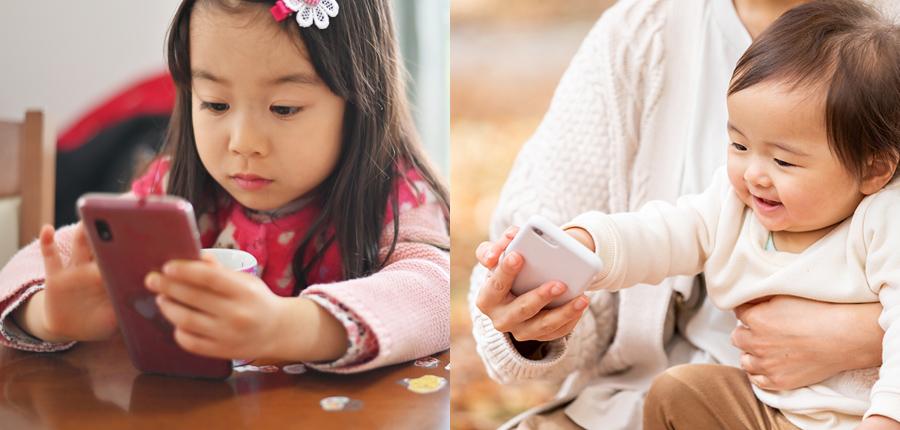 スマホ除菌は子どもの病気予防にもつながる!