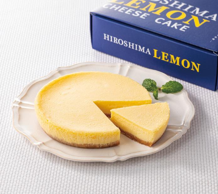 セブンイレブン夏ギフトカスターニャ広島レモンチーズケーキ