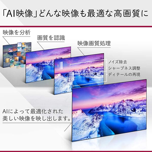 【LG】OLED 55BXPJA【55インチ】