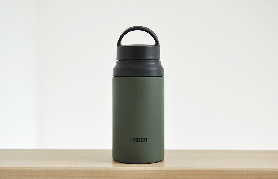 タイガーカスタムボトルアクティブモデルカラーモスフォレスト